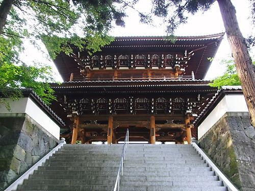 興善寺山門
