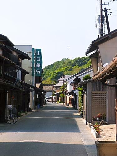 浜崎の町並み (2)