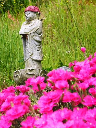 雲林寺地蔵