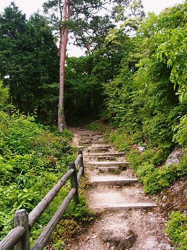 津和野城登山