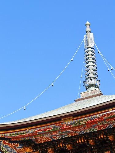 成田山三重塔 (2)