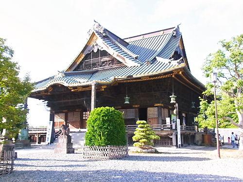 成田山旧本堂