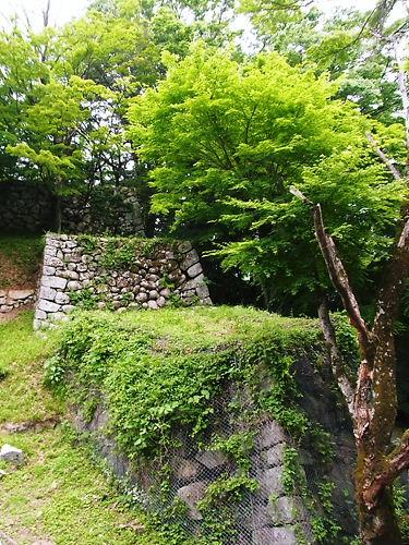 津和野城石垣 (2)