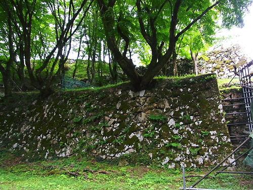 津和野城石垣