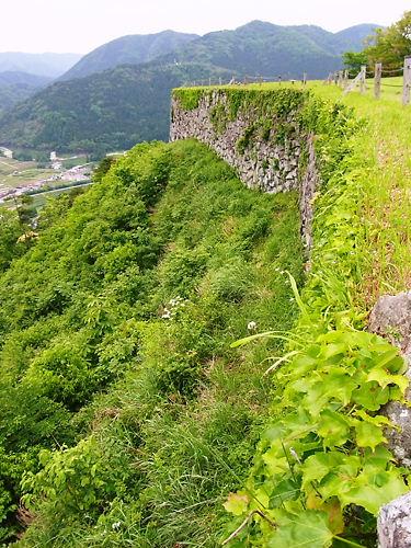 津和野城石垣やで