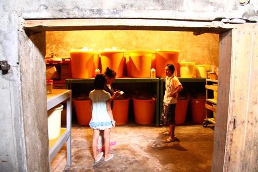 村上市 塩谷 野澤食品工業