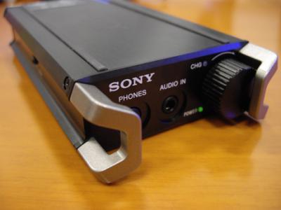 ソニー ポータブルヘッドホンアンプ PHA1