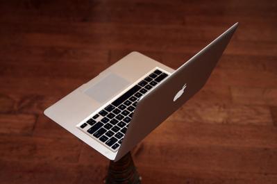 mac book air ノート Apple