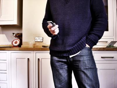 人 ポケット DAP Walkman