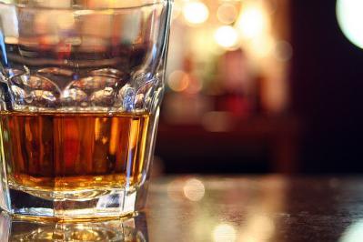 スコッチ グラス ぼけ