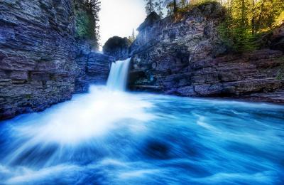 滝 水 川 自然 風景