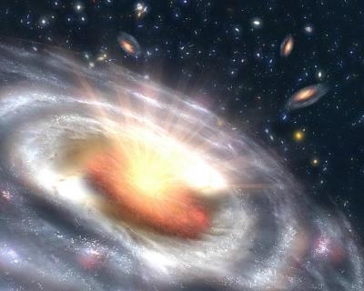 宇宙 天体 星 CG