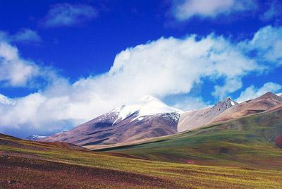 高原 山 空気 空 雲