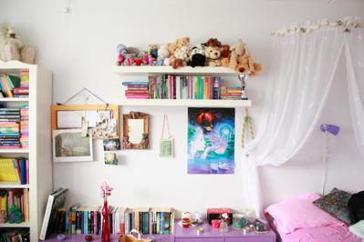 女の子 かわいい 部屋