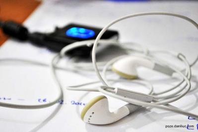 ipod イヤホン MP3player