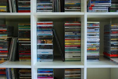 rack CD ブックシェルフ