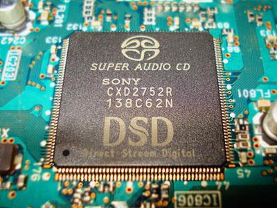 DSD チップ SONY SACD