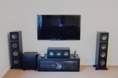 Q900 テレビ オーディオ スピーカー