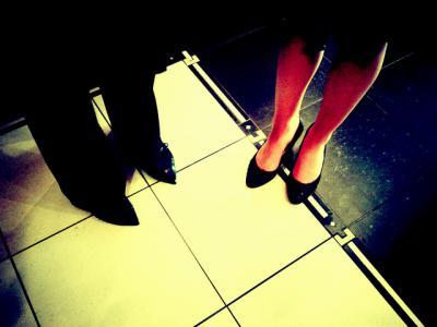 足下 靴 床