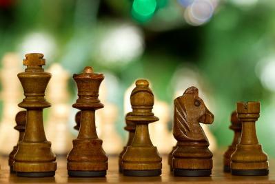 チェス 駒 クラス 並べる