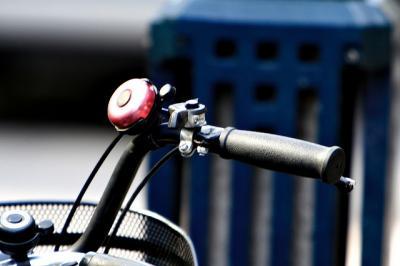 自転車 ハンドル ベル