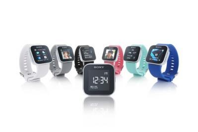 ソニー 腕時計型 リモコン