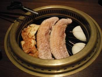 TOPS韓国料理 (3)