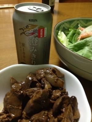 10.23晩飯
