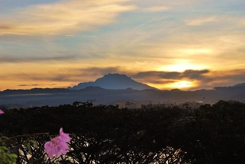 キナバル山3