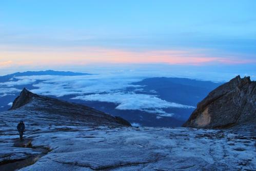 キナバル山37