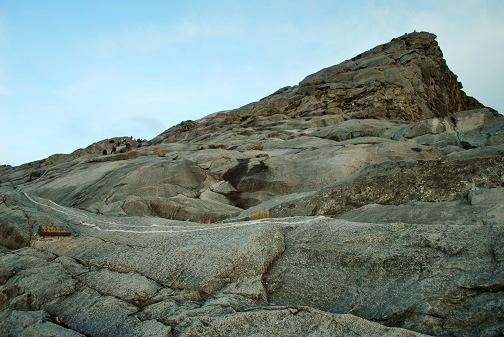 キナバル山38