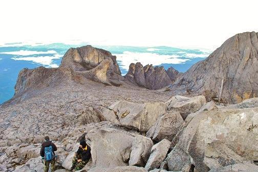 キナバル山45