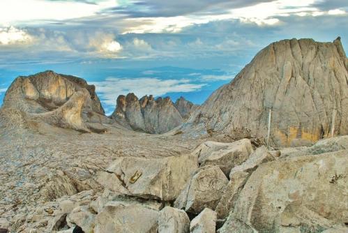 キナバル山59