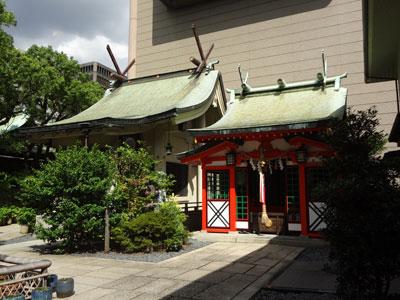 陶器神社横