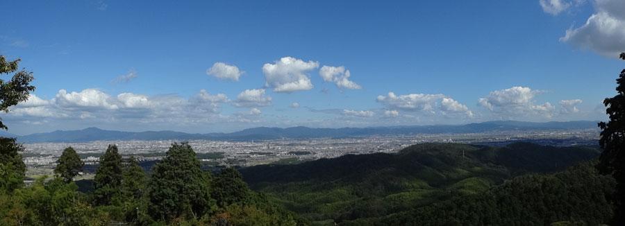 DSC00878京都を一望1
