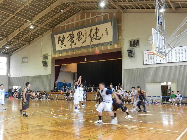 オータムキャンプ高校バスケ 014