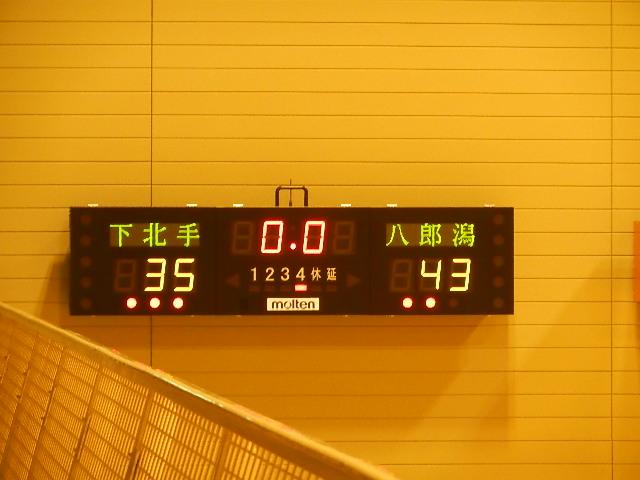 平成23年12月3~4日  全県新人バスケ大会 085