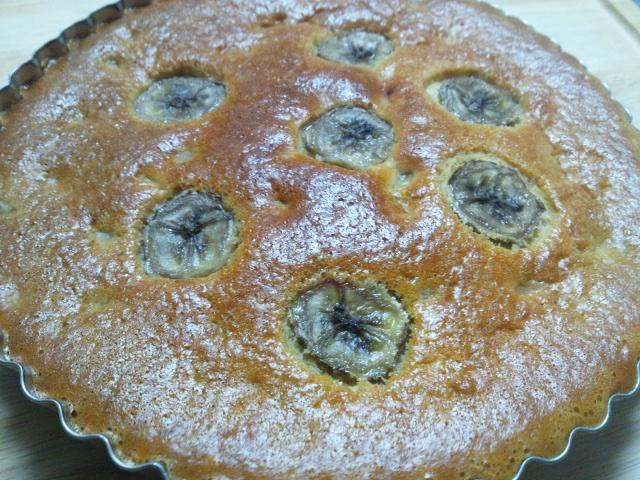 2012 11 23 banana cake