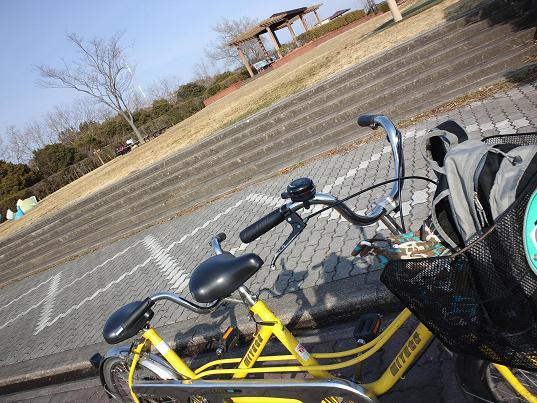 2人用自転車