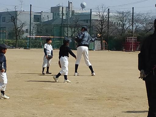 少年野球20120311