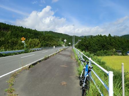 高柴ダムへポタ・4