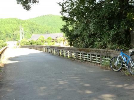 高柴ダムへポタ・9