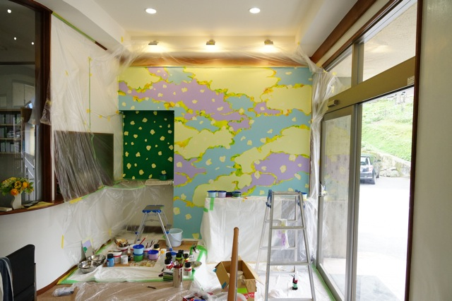 中島麦壁画20124