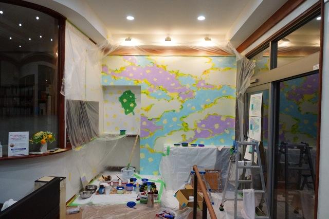 中島麦壁画20123