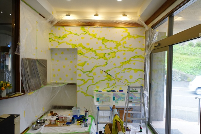 中島麦壁画20122
