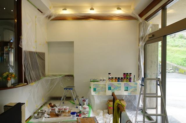 中島麦壁画20121