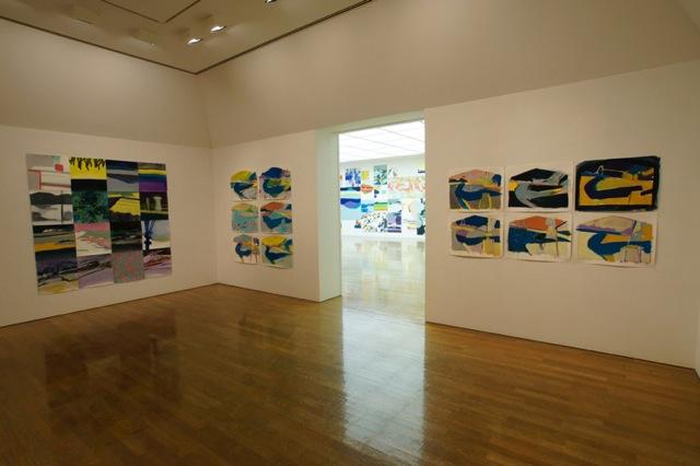 中島麦44展示室2から1室