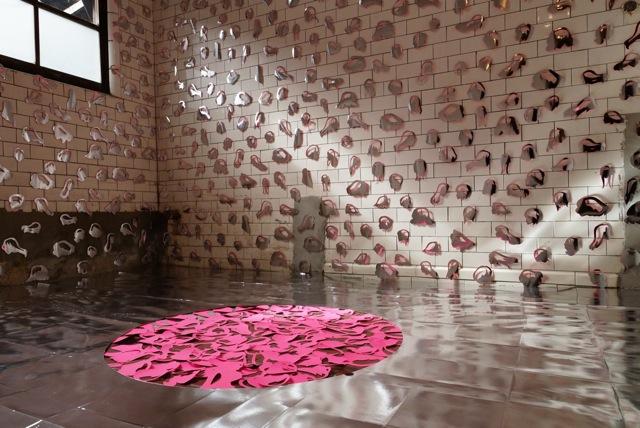 22浴室床と壁