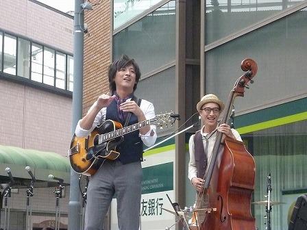 Clap Stomp Swingin' g高田亮介さんb斉藤一郎さん