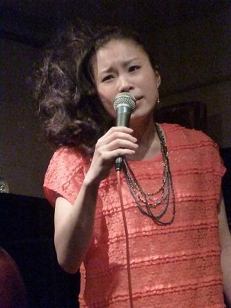 vo松坂憲子さん
